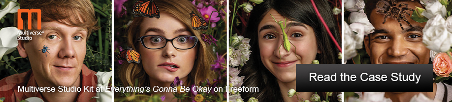 Click to view Multiverse Studio at Everything's Gonna Be Okay on Freeform case study