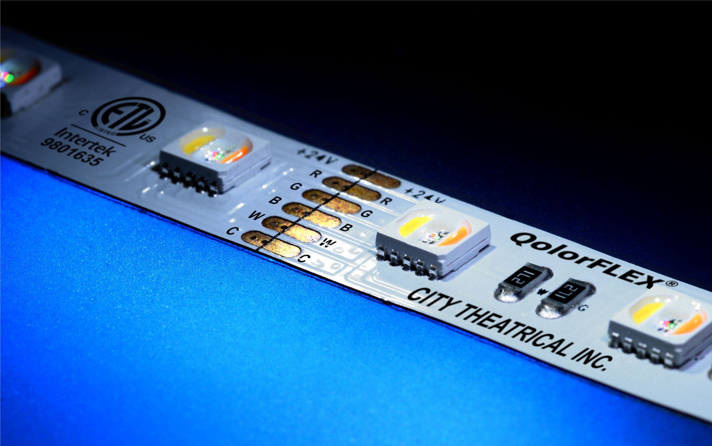 QolorFLEX 5-in-1 LED Tape