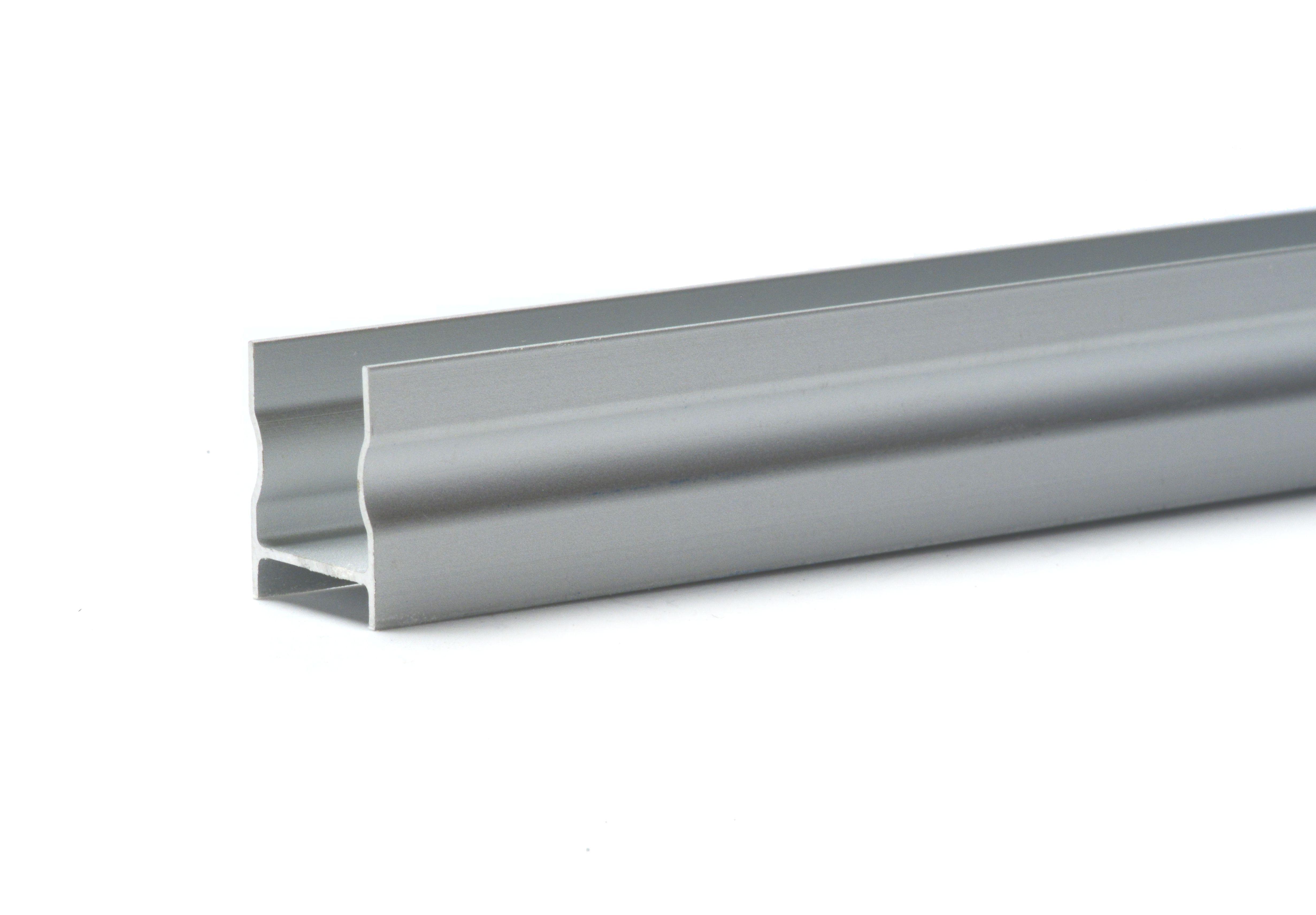 QolorFLEX NuNeon Aluminum Extrusion, 2m