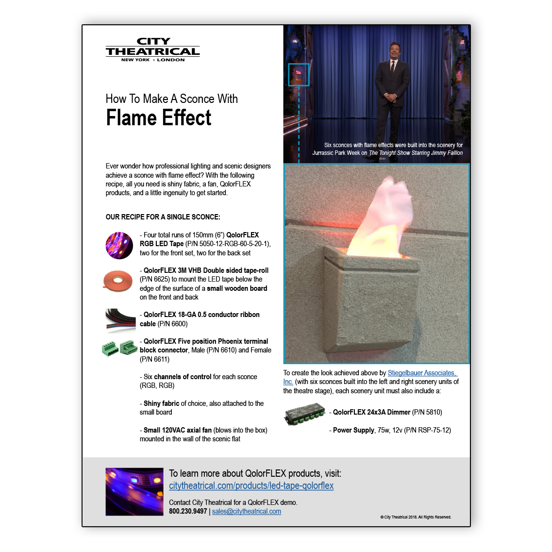 How to Create a Flame Effect