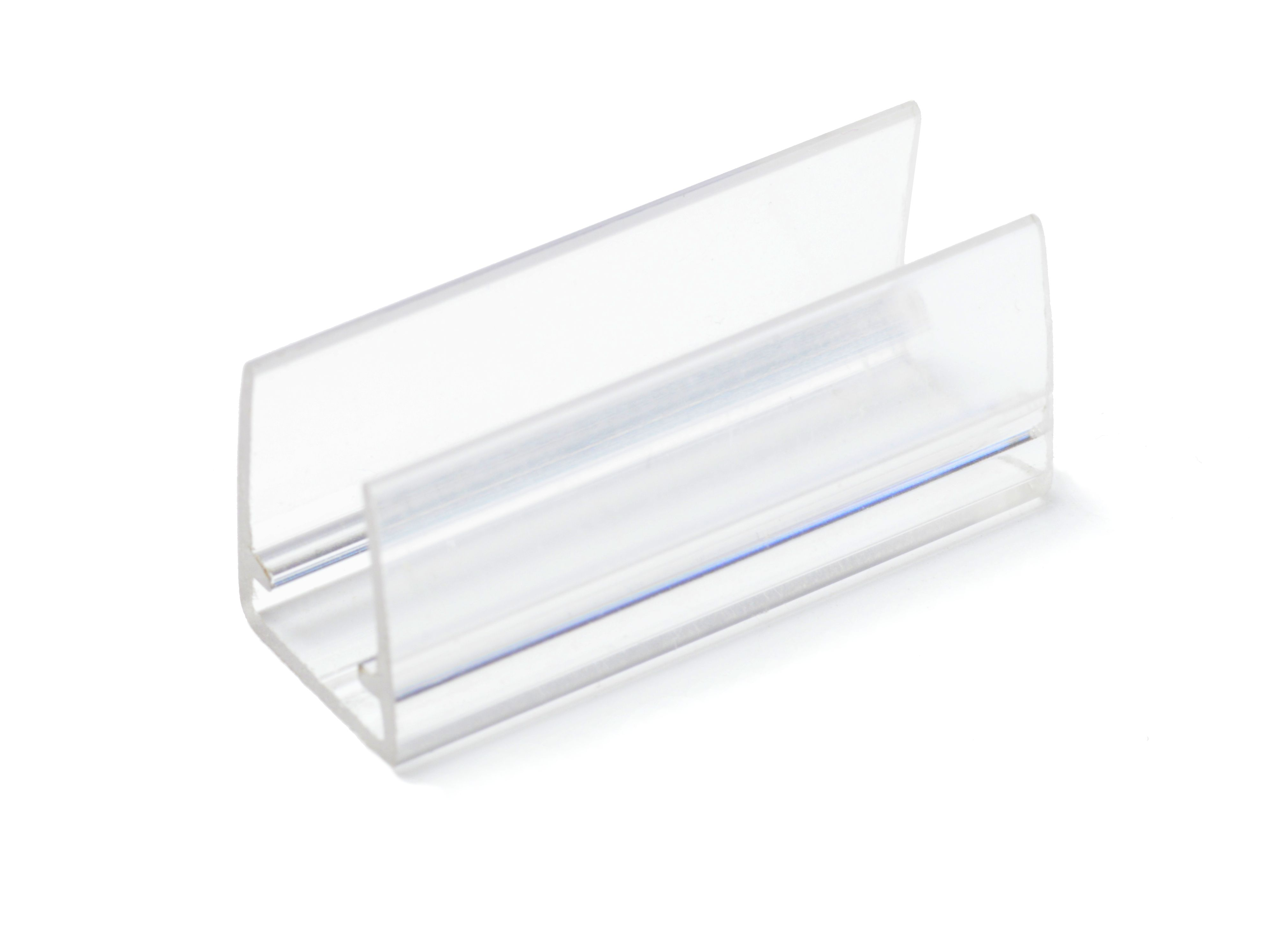 QolorFLEX NuNeon Plastic Mounting Clip, 30mm, Pack of 10