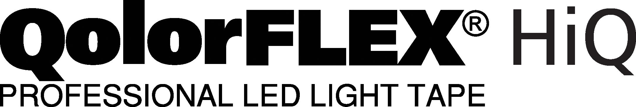QolorFLEX HiQ LED Tape logo
