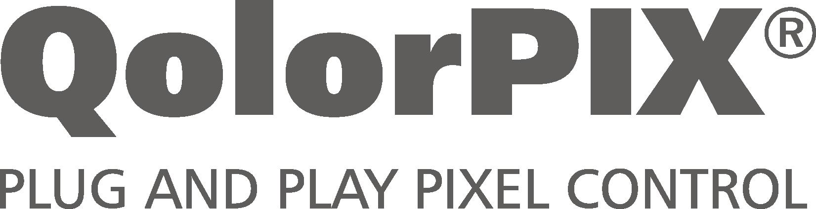 QolorPIX Plug & Play Pixel Control logo