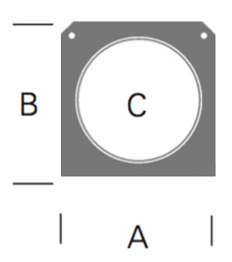 Color Frame diagram