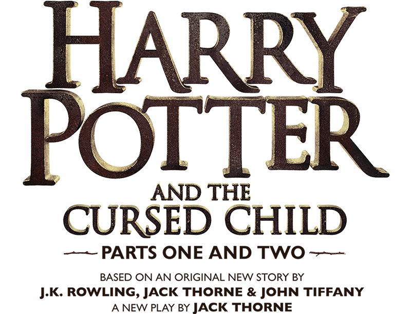 Harry Potter and the Cursed Child uses custom Multiverse products