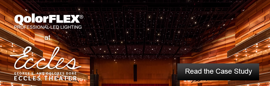 Starry Sky at George S. and Dolores Doré Eccles Theater Case Study