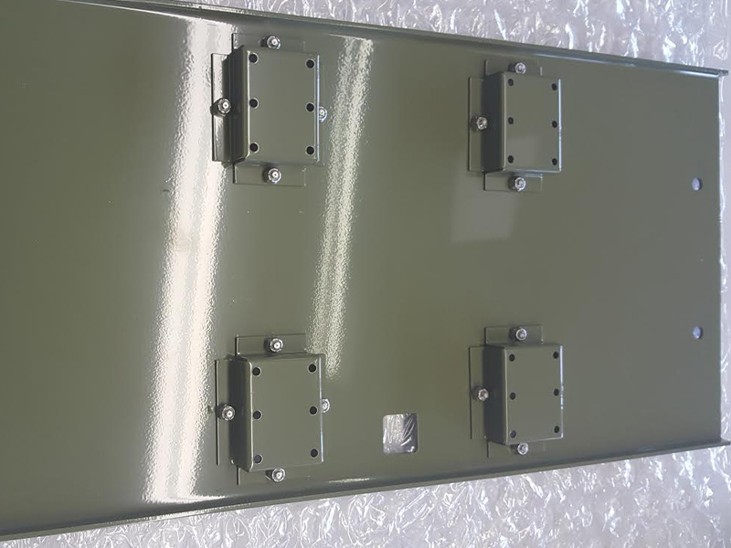 Green Mounting Plate