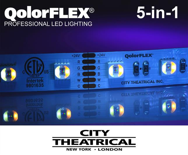 QolorFLEX 5-in-1 LED Tape photo 1
