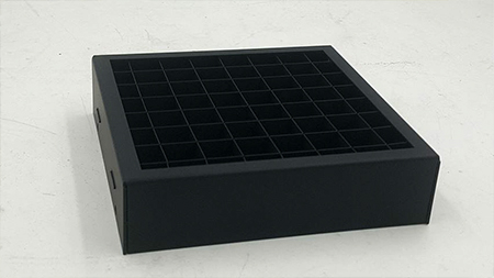 Custom Egg Crate Louver