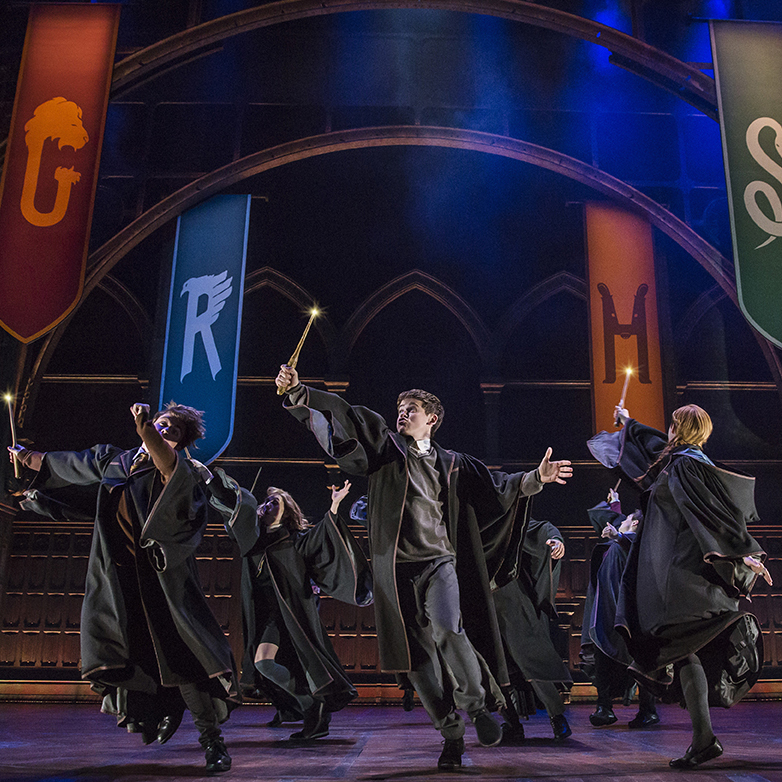 Harry Potter and the Cursed Child (photo by Matthew Murphy)