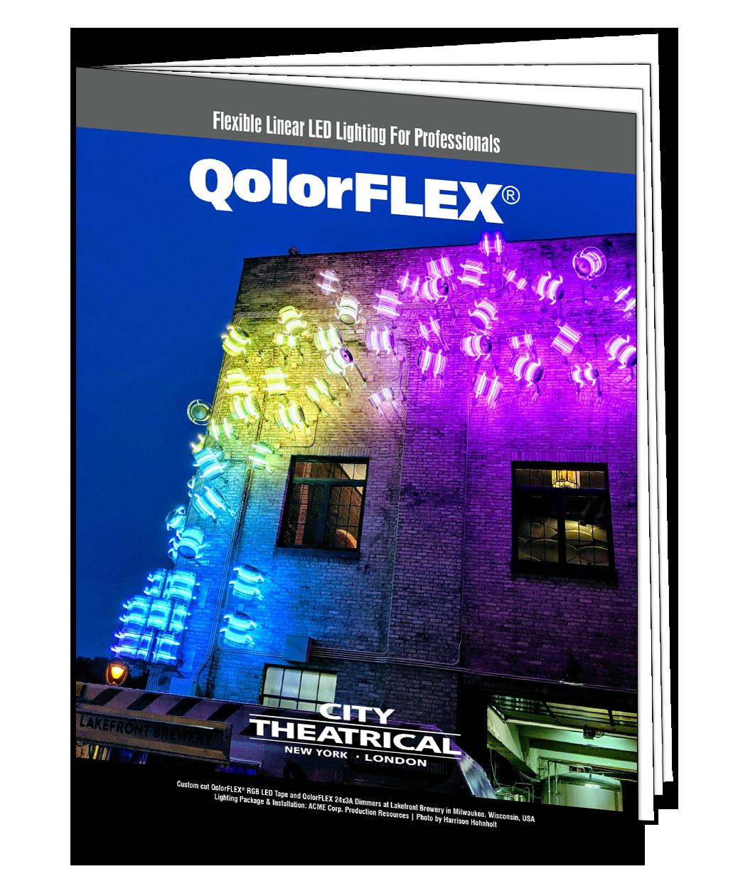 QolorFLEX Brochure by City Theatrical