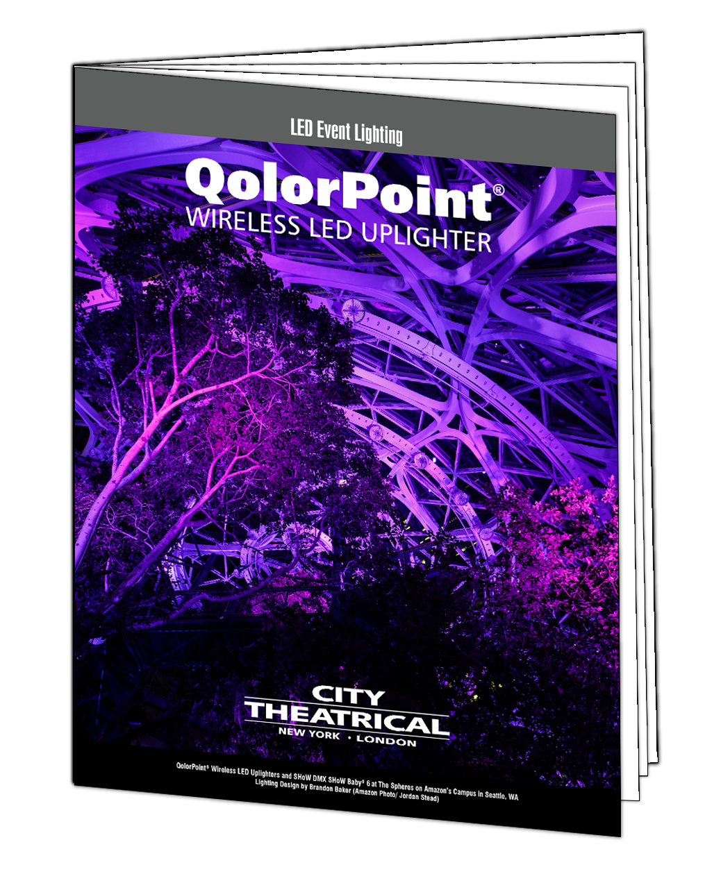 QolorPoint LED Event Lighting Brochure