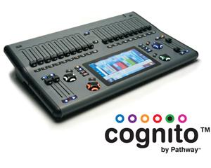 Cognito Lighting Control Console