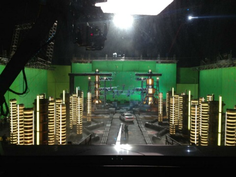 Led Lighting In The Amazing Spider Man 2