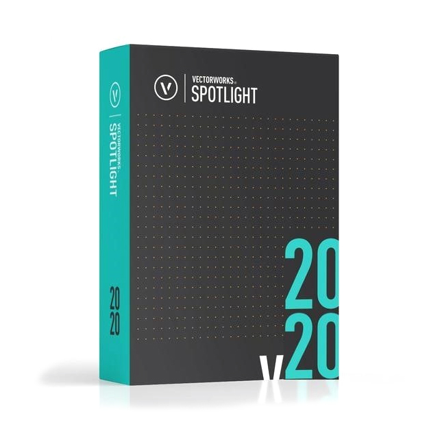 Vectorworks Spotlight 2020 software